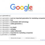 Pourquoi la génération y est-elle si...